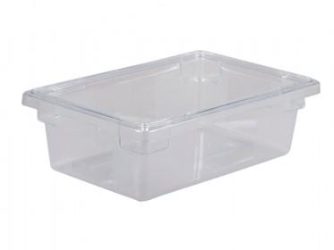 Rubbermaid FG330900CLR Caja para Alimentos en Policarbonato 13.2 Litros